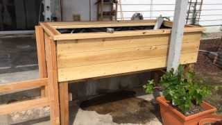 getlinkyoutube.com-Elevated Wicking Bed