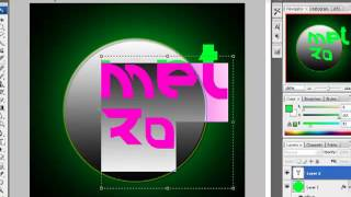 getlinkyoutube.com-สอนทำ Logo ด้วย Photoshop CS3