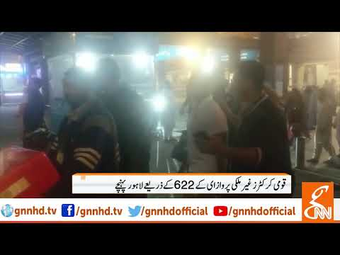 Pakistan cricket team returns home after losing Australian series