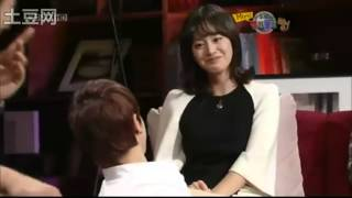 getlinkyoutube.com-Kim Tae Hee & BEAST Kikwang in Win Win show 2010