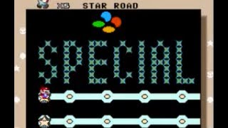 Super Mario World Special World in 6:20