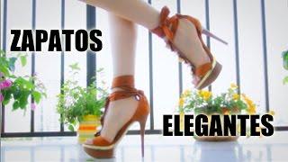 getlinkyoutube.com-Zapatos Elegantes y Peculiares