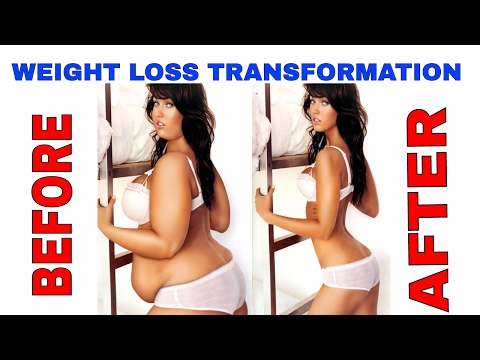 Weight Loss in Photoshop