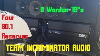 Rubber Doors! - Team Incriminator Audio - BJ Smith