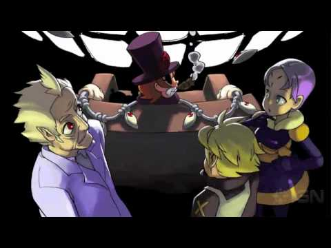 IGNentertainment - Skullgirls - Story Trailer - HD