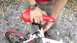 getlinkyoutube.com-NESCO CYCLING : K-POP Folding Bike KP-2005TSP21