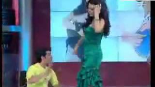 getlinkyoutube.com-رقص دينا وسعد الصغير