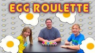 getlinkyoutube.com-Egg Roulette - Wacky Wed EP 11 - Egg Roulette Challenge Gone Bad