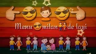 Duniya diwani hai menu milan/awesome song/whatsapp status❤️❤️   😍...😎...😍