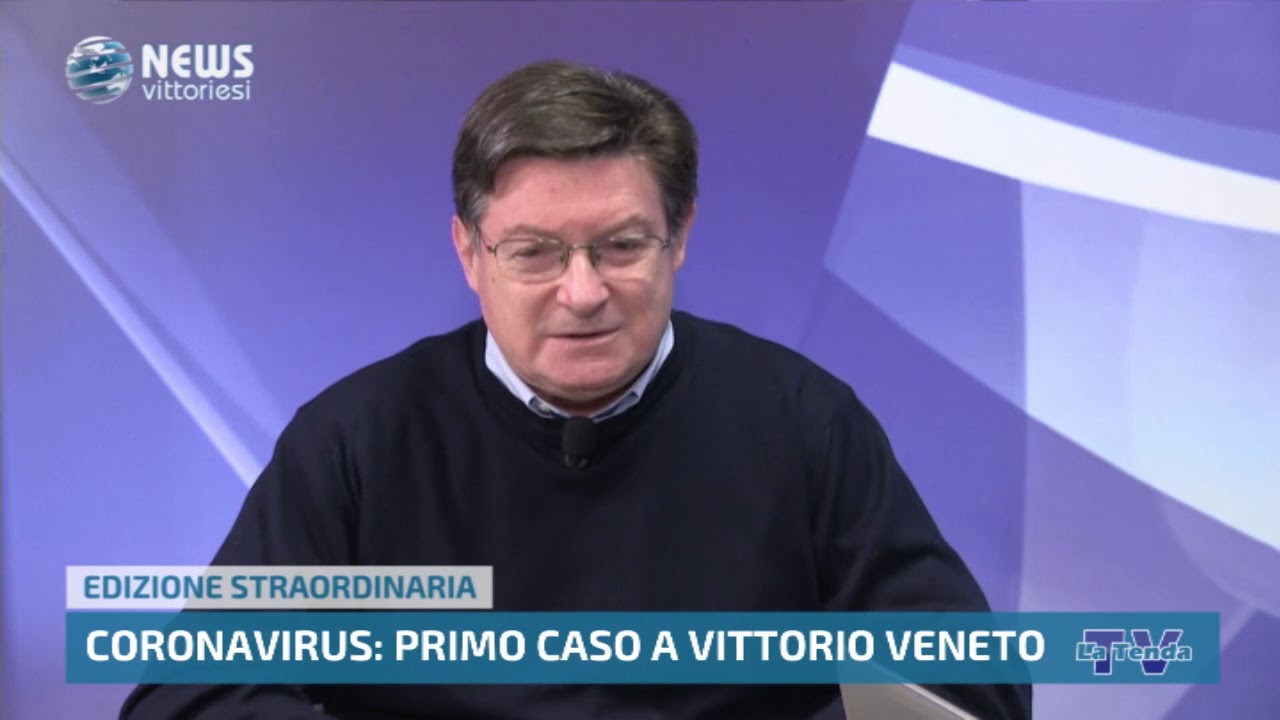 Edizione Straordinaria - Primo caso di Coronavirus a Vittorio Veneto