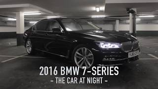 getlinkyoutube.com-2016 BMW 730Ld at Night from TheChauffeur.com