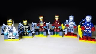 getlinkyoutube.com-LEGO Marvel Superheroes Iron Man DeCool Bootleg Review