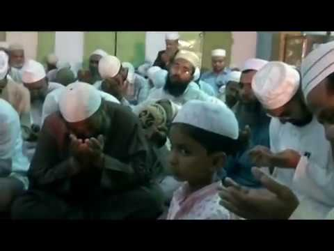 Dua Ba Mauqa Khatme Taraweeh {HAZRATH REHMATULLAH SHAH NAQSHBANDI MUJADDIDI QADRI}