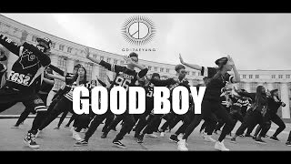 getlinkyoutube.com-[PROJECT] GD X TAEYANG - GOOD BOY dance cover with 55 dancers From France