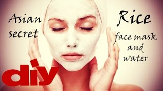getlinkyoutube.com-DIY: Rice WASH-OFF face mask (ASIAN SECRET)