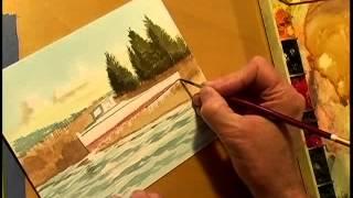 getlinkyoutube.com-Watercolor Workshop Eps 1 Old Worker