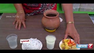 getlinkyoutube.com-Make your own organic fertiliser for your Terrace Garden | Poovali | News7 Tamil