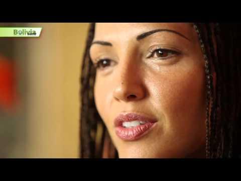 Inside Jennifer Salinas - Boliviawebtv