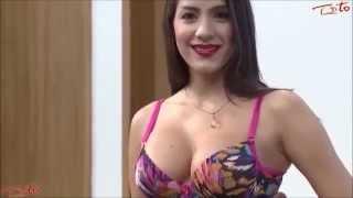 las mujeres mas sexis en tangas desfile de infarto 2015 - 2016