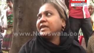 getlinkyoutube.com-Wife of Rowdy Sheeter Fiyaz briefing the media at Osmania general hospital