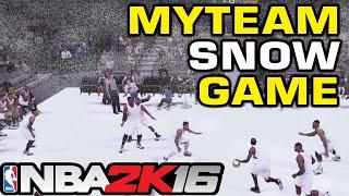 NBA2K16 - Winter myTeam Challenge
