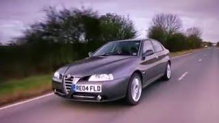 getlinkyoutube.com-Alfa 166 car review - Top Gear - BBC