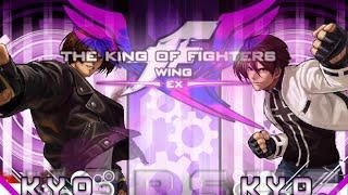 Kof wing EX v1.0 how to unlock secret hidden characters