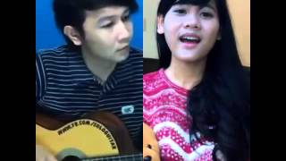 Cassandra cinta terbaik cover by Lia feat nathan