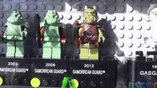 getlinkyoutube.com-Star Wars LEGO Minifigs - All of Them