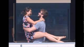 getlinkyoutube.com-Nina Dobrev and Austin Stowell (Stobrev) - Lot To Learn