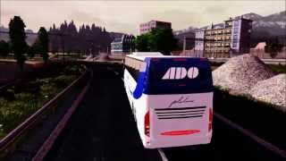 getlinkyoutube.com-Ets2 Mod Bus Volvo 9700 PX [Download Link Inside]