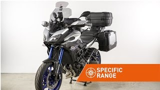 getlinkyoutube.com-YAMAHA MT-09 TRACER - KAPPA ACCESSORIES RANGE