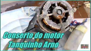 getlinkyoutube.com-conserto do motor tanquinho Arno