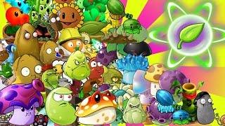 getlinkyoutube.com-Plants Vs Zombies 2: ALL Max Level Plants Showdown! PvZ 2