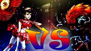 Britany vs Buranka [WHO IS BETTER]- Mutants: Genetic Gladiators