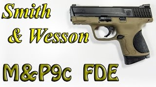 getlinkyoutube.com-Smith & Wesson M&PC Flat Dark Earth