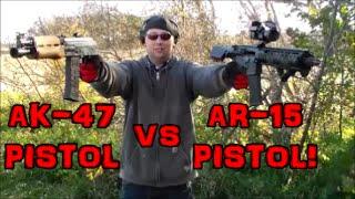 getlinkyoutube.com-AR-15 PISTOL vs AK-47 PISTOL!