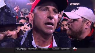 getlinkyoutube.com-HD - Dabo Swinney interrupted speech - Clemson vs Notre Dame