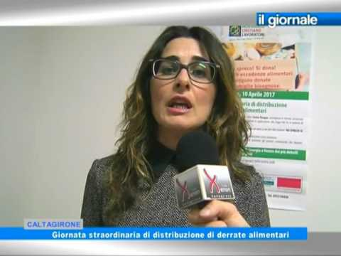 Video: IL GIORNALE Iniziativa del Circolo MCL Caltagirone 21 Marzo 2017