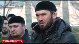 getlinkyoutube.com-Рамзан Кадыров побывал с инспекцией в селении Автуры