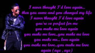 Jacob Latimore: Love Again ~Lyrics~