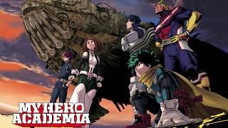 Boku no Hero Academia All Openings (1-4)