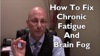 Chronic Fatigue Syndrome Treatment | Brain Fog Answers