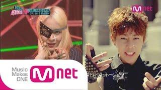 getlinkyoutube.com-Mnet [문희준의순결한15+] Ep.12 : 2014년 여름을 함께하고 싶은 쿨남쿨녀 스타는?