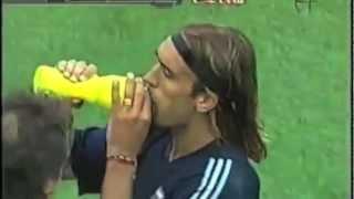 Gabriel Batistuta - World Cup Korea 2002