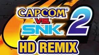 getlinkyoutube.com-Capcom VS SNK 2 - HD REMIX? 1080p NullDC Emulator
