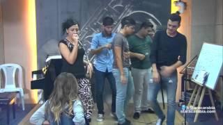getlinkyoutube.com-الطلاب يرقصون على أنغام C'est La Vie- ستار أكاديمي 11- 28/11/2015