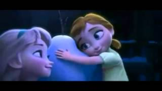 "getlinkyoutube.com-Little Anna And Elsa ""Bahasa Indonesia"" Frozen"