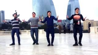 getlinkyoutube.com-ЧЕЧЕНСКАЯ ЛЕЗГИНКА МАДИНА МАДИНА В БАКУ 2017 ASSA GROUP