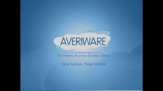 Averiware: Reports; Aging, Cashier Register, Bill List